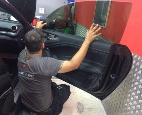 láminas para vehículos